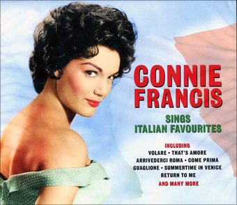 Connie Francis Sings Italian Favourites 2 Cd 2016