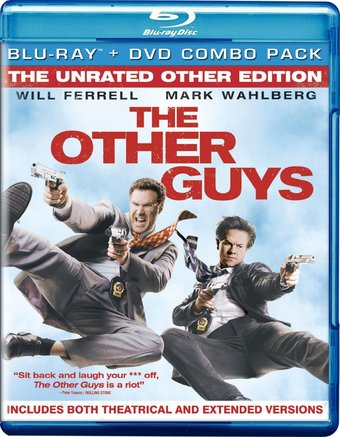 The Other Guys (Blu-ray + DVD)