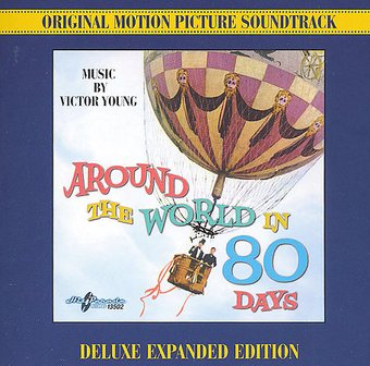 Around the World in 80 Days [Original 1956
