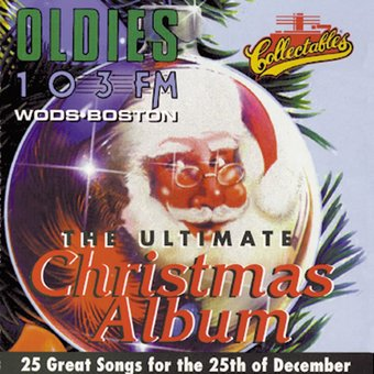 Oldies 103fm Ultimate Christmas Album Volume 1 Cd 1996
