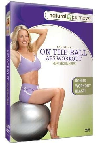 On the Ball - Abs Workout for Beginners with