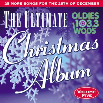 WODS Oldies 103.3FM - Ultimate Christmas Album,