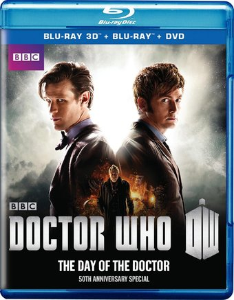 #240: The Day of the Doctor 3D (50th Anniversary