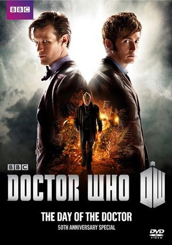 #240: The Day of the Doctor (50th Anniversary