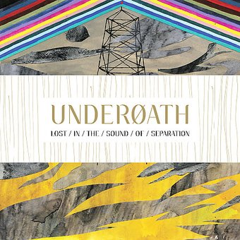 Underoath Lost In The Sound Of Separation 4 Cd Box Set