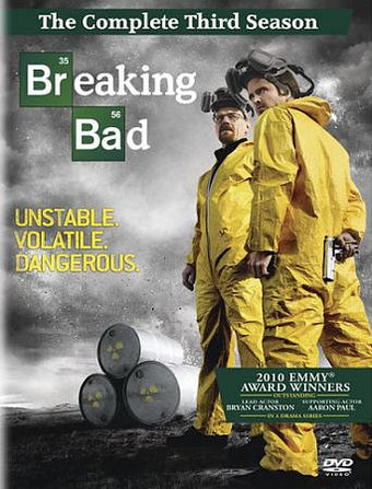 Breaking Bad - Complete 3rd Season (4-DVD)