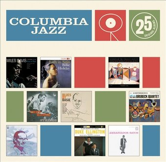 The Columbia Jazz Collection (25-CD)