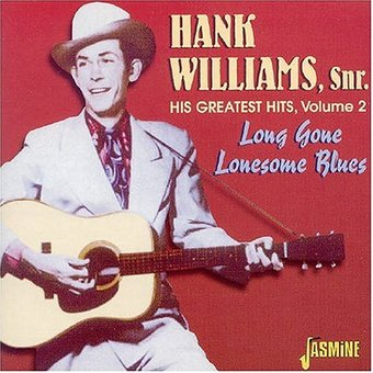 His Greatest Hits, Volume 2: Long Gone Lonesome