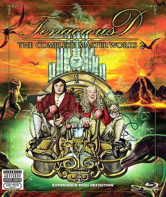 Tenacious D - The Complete Masterworks 2 (Blu-ray)