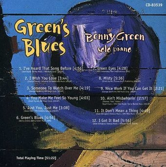 Green's Blues [12 Tracks]