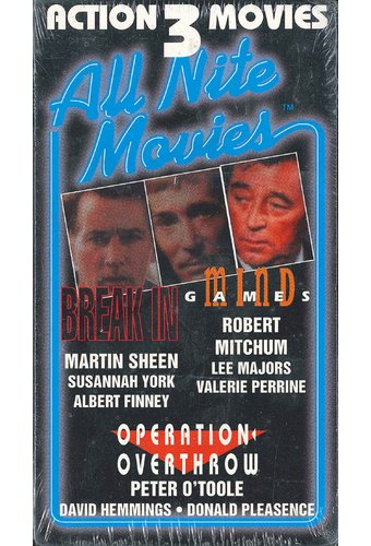 All-Nite Movies: Break In/Mind Games/Operation