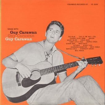 Songs With Guy Carawan