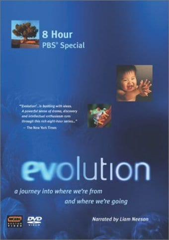 Evolution: A Journey into Where We're From and
