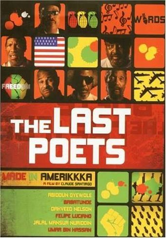 The Last Poets: Made in Amerikkka