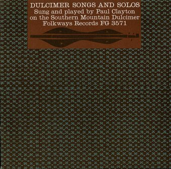 Dulcimer Songs and Solos
