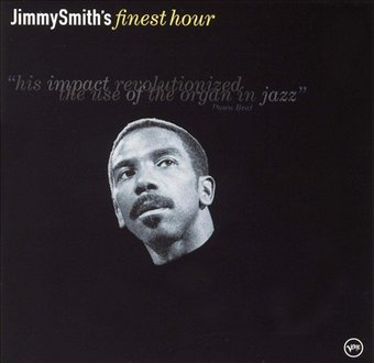 Jimmy Smith's Finest Hour