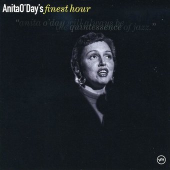 Anita O'Day's Finest Hour (2-CD)