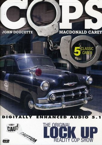 Cops (1950s) - Volume 3 - 5 Classic Cases