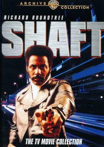 Shaft - The TV Movie Collection (Full Screen)