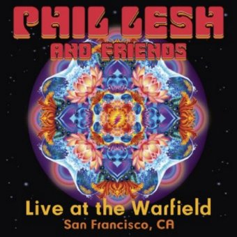 Live At The Warfield, San Francisco, CA May 18/19