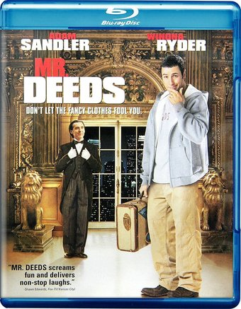 Mr. Deeds (Blu-ray)