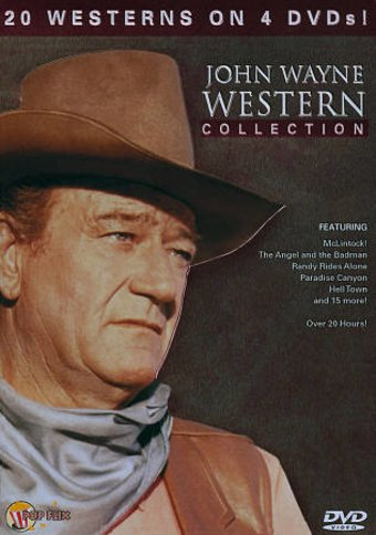 John Wayne Western Collection (Tin Case)