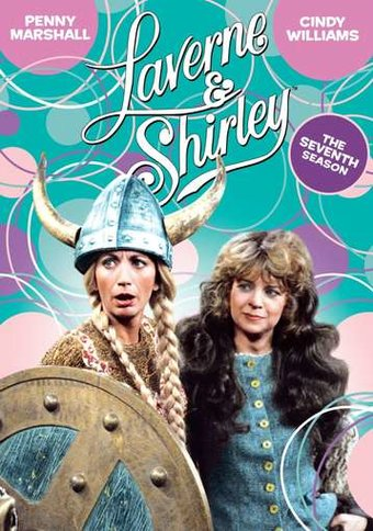 Laverne & Shirley - Complete 7th Season (3-DVD)