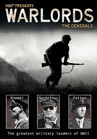 WWII - Warlords: The Generals (Rommel / MacArthur
