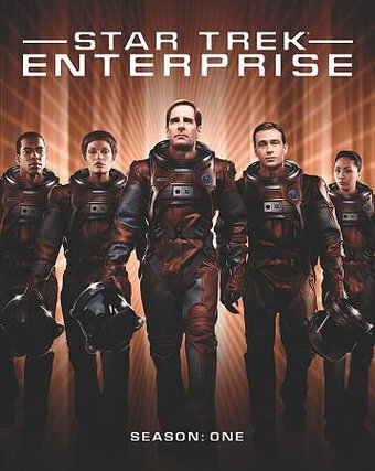 Enterprise - Complete 1st Season (Blu-ray)