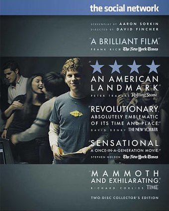 The Social Network (Blu-ray)