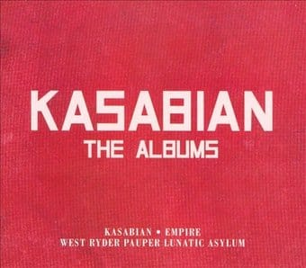 The Albums (3-CD Box Set)