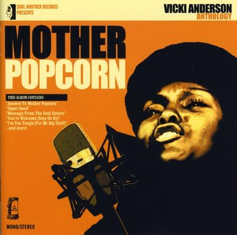 Mother Popcorn: The Vicki Anderson Anthology
