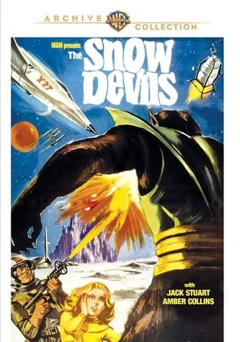 The Snow Devils (Widescreen)