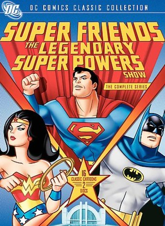 Legendary Super Powers Show (2-DVD)