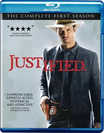 Justified - Season 1 (Blu-ray)