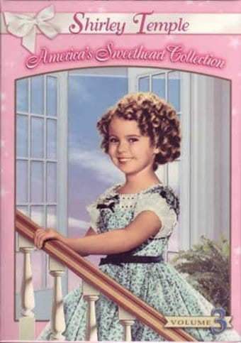 Shirley Temple Collection, Volume 3 (3-DVD)