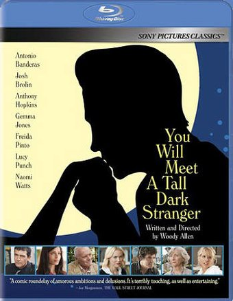 You Will Meet a Tall Dark Stranger (Blu-ray)