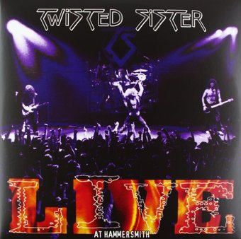 Live At Hammersmith '84 (2-LPs - 180GV - Color