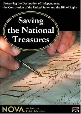 Nova - Saving the National Treasures
