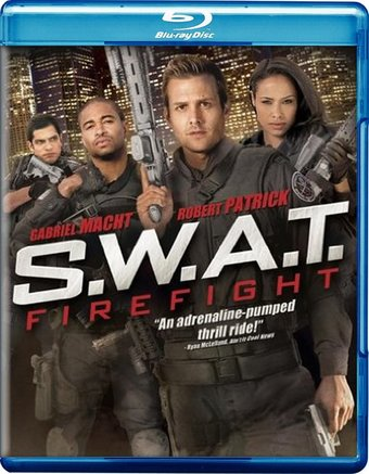 S.W.A.T.: Fire Fight (Blu-ray)