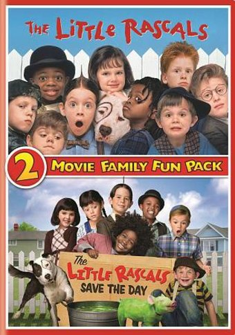 The Little Rascals Family Fun Pack 2 Dvd 2016 Directed