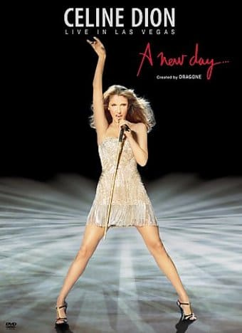 Live in Las Vegas: A New Day... (2-DVD)