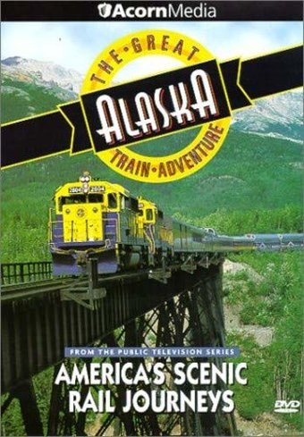 The Great Alaska Train Adventure