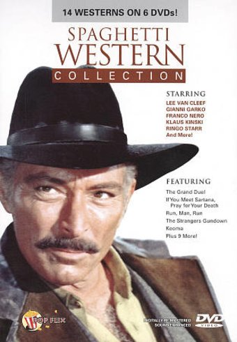 Spaghetti Western Collection (6-DVD)