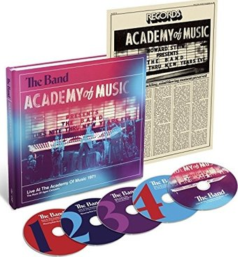 Live at the Academy of Music 1971 [CD / DVD]