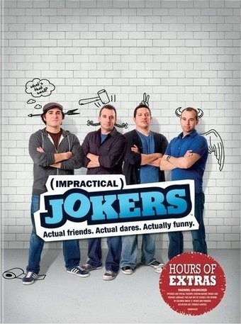 Impractical Jokers - Season 1 (2-DVD)