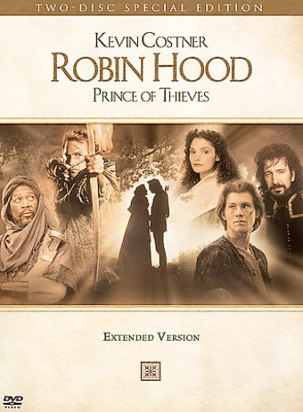 Robin Hood: Prince of Thieves (Special Edition,