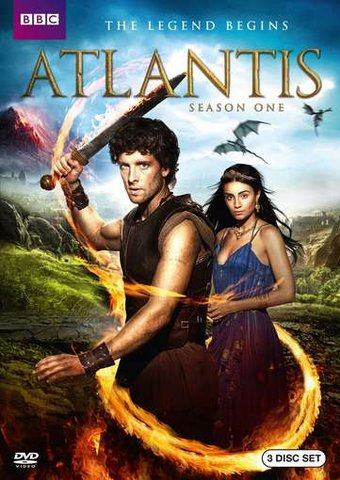 Atlantis - Season 1 (3-DVD)