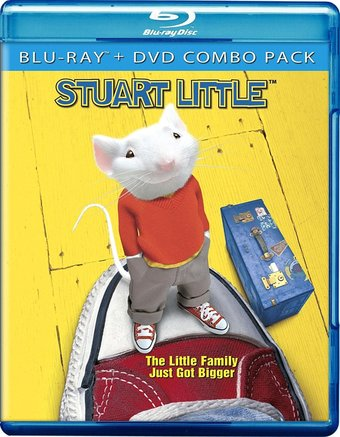 Stuart Little (Two-Disc Blu-ray/DVD Combo)