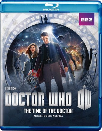 #241: The Time of the Doctor (Blu-ray)
